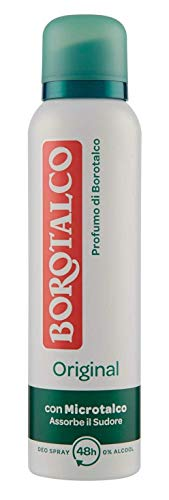 Borotalco Deodorante Spray Original, 150ml