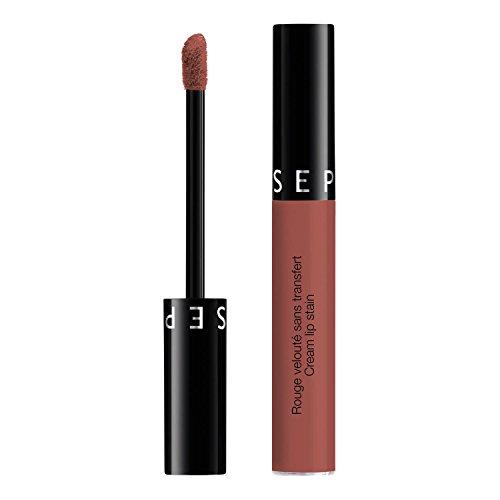 Sephora - Cream Lip Stain, Vintage Rosewood 41, rossetto effetto no-transfer