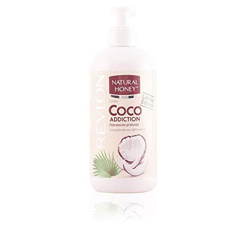 Natural Honey Coco Addiction Lozione Corporale - 400 ml