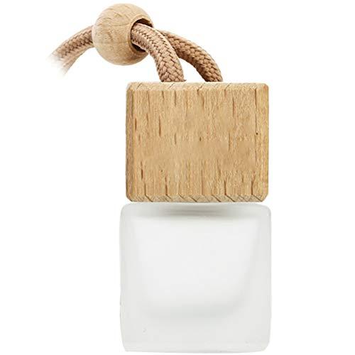 BASOYO Deodorante per Auto per Uomo Creed - Forte diffusore per Auto Aventus con Vero aromaterapia di Oli Essenziali - Purificatore d'Aria per Profumo di Profumo per Auto