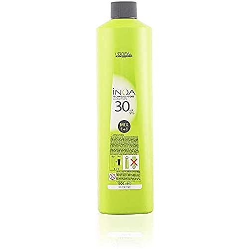 L'Oreal Inoa Technologie Ods Oxydant Riche 30 vol. 9 % Ossidante per Capelli - 1000 ml