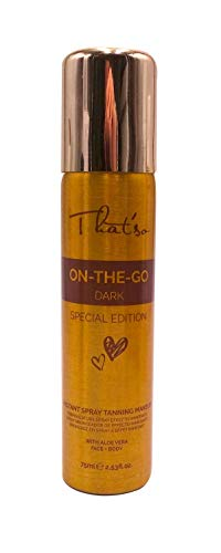 That'so That'So On The Go Dark Special Edition - 75 ml