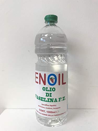 Olio enologico di Vasellina 1 Lt. Paraffina Liquida Purissima Inodore Insapore