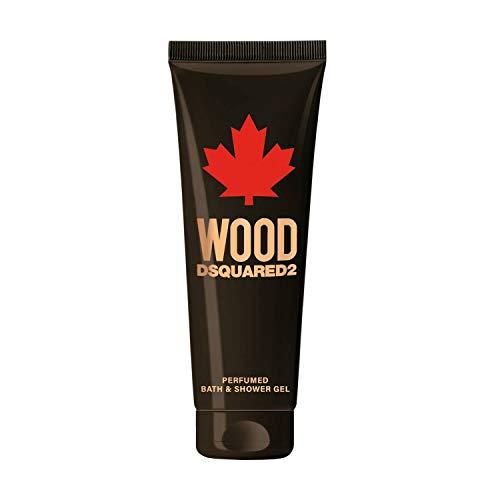 Dsquared2 Wood pour Homme Perfumed Bath & Shower Gel 250 ml