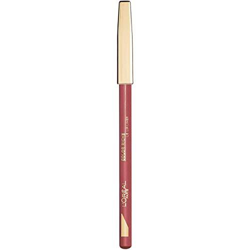 L'Oréal Paris Matita Labbra Color Riche, Labbra definite a lungo, 362 Cristal Cappuccino