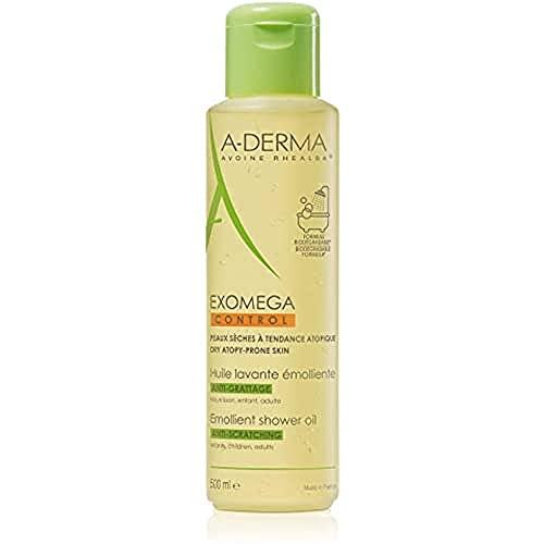 Aderma (Pierre Fabre It.Spa) 7673 EXOMEGA CONTROL Olio lavante emolliente deterge, 500 ml