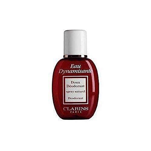 Clarins Eau Dynamisante Doux Deodorant, 100 ml