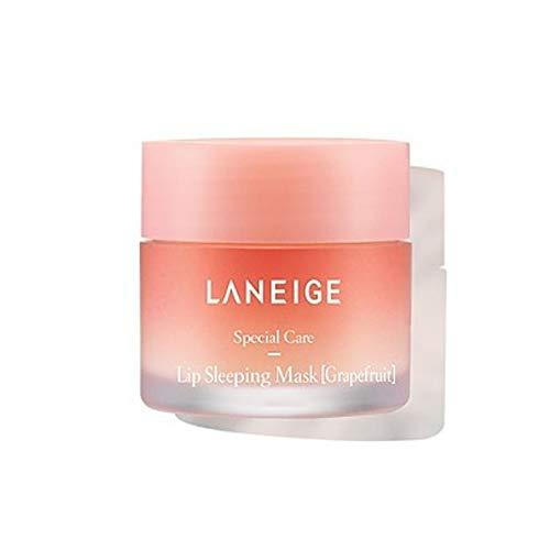 Laneige - Maschera notte per labbra - pompelmo (agrume dolce)