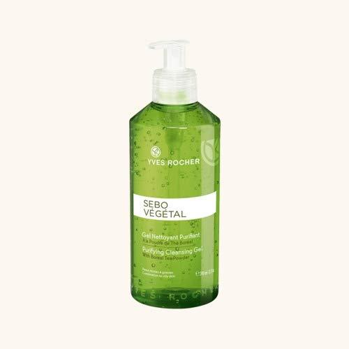 YVES ROCHER Gel purificante per la pulizia della pelle. 390ML NUOVO