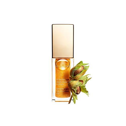 Clarins Olio Confort per Labbra, 07 Honey Glam, 7 ml