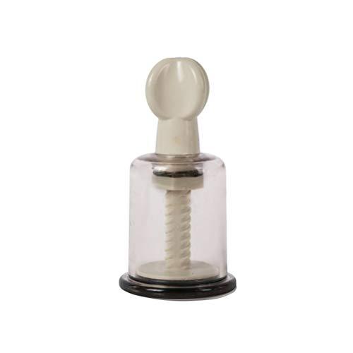 HEALLILY Massaggio per il corpo Ventosa Vacuum Cupping Therapy Set per la perdita di peso Sollievo dallo stress Spasmo muscolare