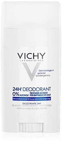 Vichy Deo 24 h senza sali di alluminio, 40 ml