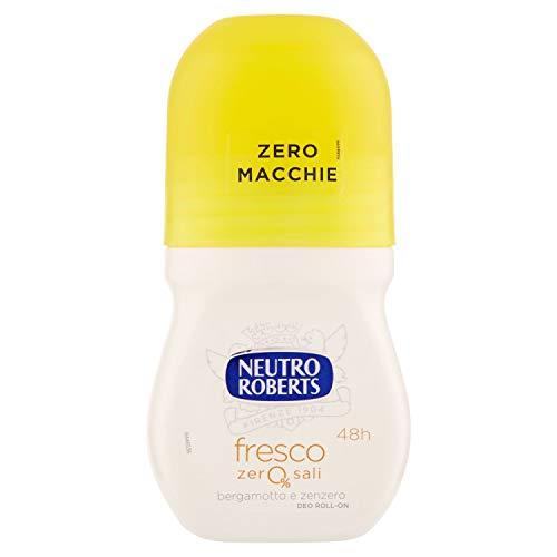 Neutro Roberts Deodorante Roll-On Fresco Giallo - 50 ml