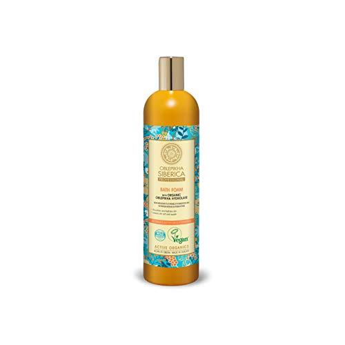 Natura Siberica Bath Foam for Intensive Nutrition and Hydration Schiuma da Bagno, 550 ml