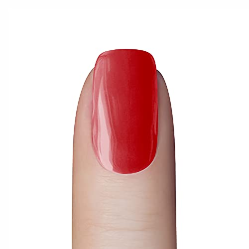 Clara Cosmetics pellicola per unghie 'Hibiscus' - smalto adesivo per unghie, 25 strisce di unghie adesive, foglie per le unghie, Nail Wraps, Nail Art, Nail Sticker, lunga durata