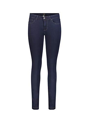 MAC - Dream Skinny, Pantolon straight da donna, bianco (white denim d010), W40/L28