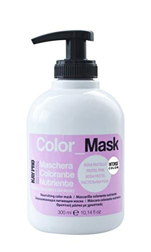 KEPRO Kay Pro COLOR_MASK Maschera colore nutriente PASTEL PINK 300 ml