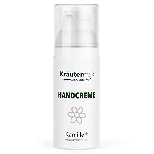 Crema mani camomilla crema mani e unghie mani stressate 1 x 50 ml