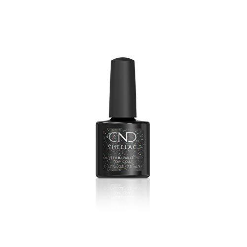 CND Shellac - Top Coat glitterato