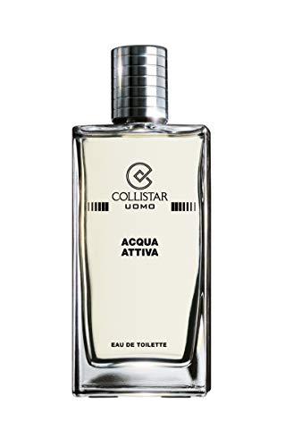 Collistar Uomo Acqua Attiva Eau De Toilette - 100 ml.