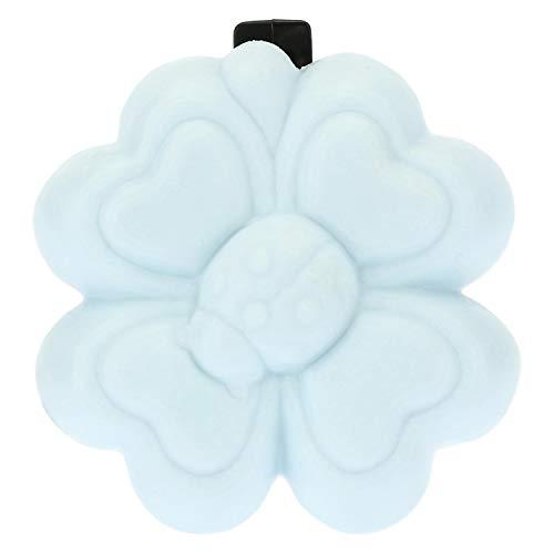 THUN ® - Diffusore di Fragranza Naturale per Ambiente - Essenza Auto Aria di Mare con pinzetta - 5x5x2 cm