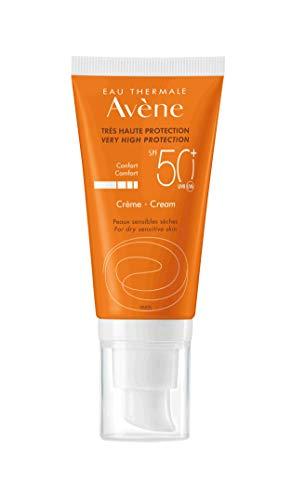 Avene 50+ Crema Solare, 50 ml