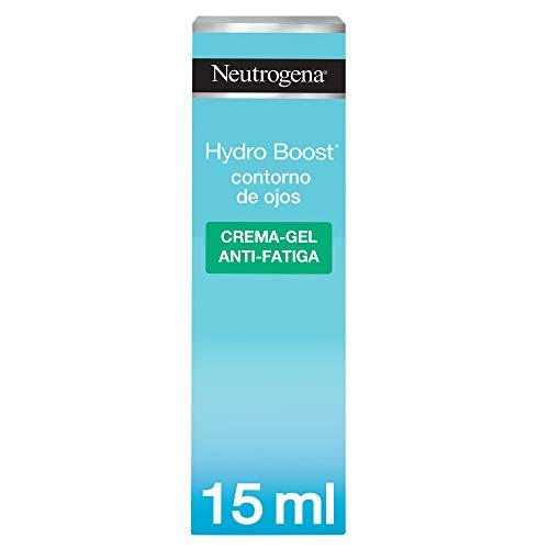 Neutrogena Crema Gel contorno Occhi, Hydro Boost, Anti-Fatica, con Acido Ialuronico, 15 ml