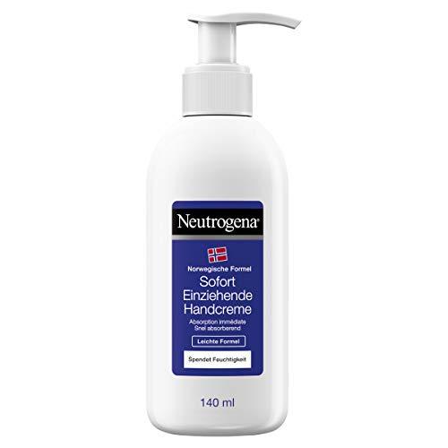 Neutrogena Crema Mani - 2 Confezioni da 140 Ml
