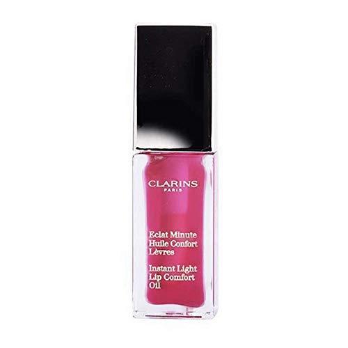 Clarins Olio Confort per Labbra, 02 Raspberry, 7 ml
