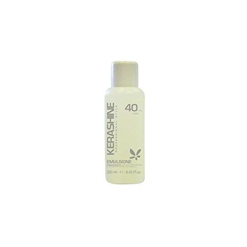 Kerashine - Emulsione Ossidante per Colorazioni e Schiariture Capelli 40 Volumi 250 ml