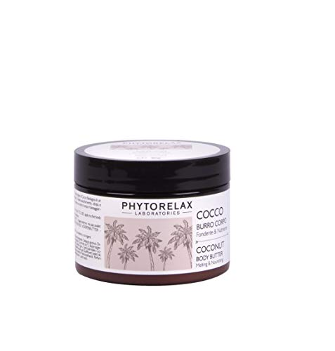 Phytorelax Laboratories Burro Corpo, Multicolore, 250Ml