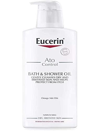 Eucerin, control, olio per bagno e doccia, 400ml