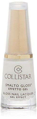 Collistar Smalto Gloss Effetto Gel (Tonalità 431, Ghiaccio) - 6 ml.