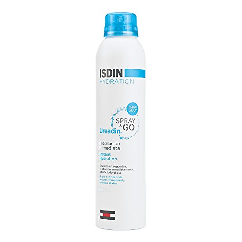 Isdin Ureadin Spray & Go | Spray corpo idratazione immediata 1 x 200ml