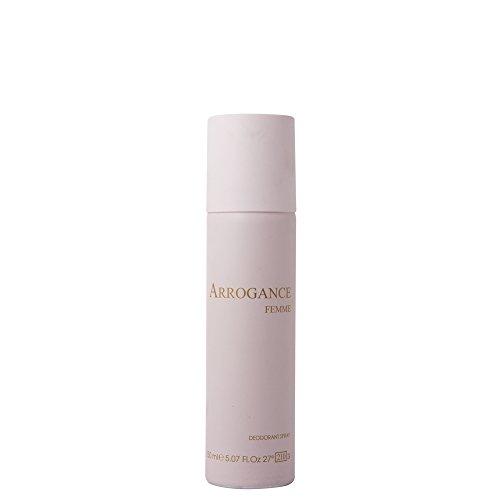 Arrogance pour femme di Arrogance, Deodorante Donna - Bomboletta 150 ml.