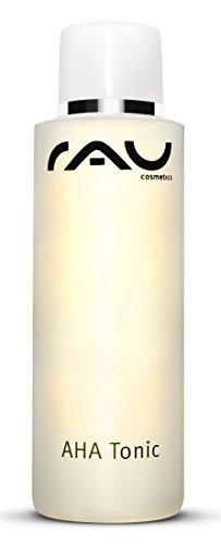 RAU AHA Tonic RAU AHA Tonic RAU AHA Tonic (1 x 200 ml) - Rinfrescante tonico viso con tè bianco e acidi di frutta delicata da RAU Cosmetics