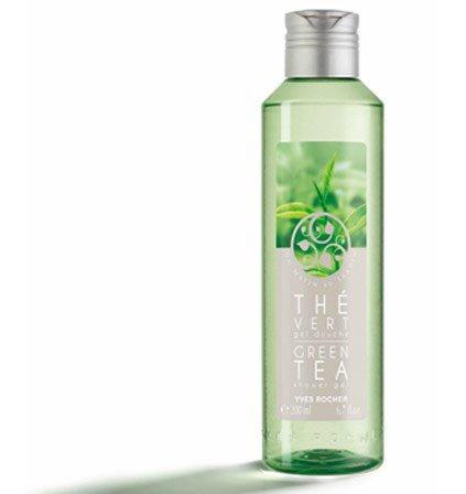 Yves Rocher – Gel doccia – Tè verde: la freschezza rivitalizzante del tè verde