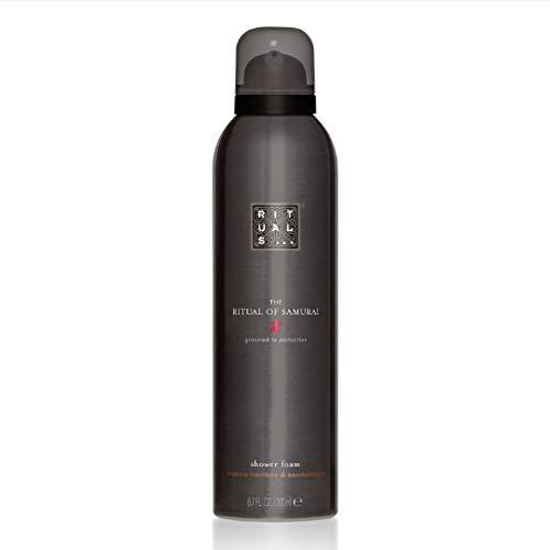 RITUALS The Ritual of Samurai Foaming Shower Gel, gel docciaschiuma, 200 ml.