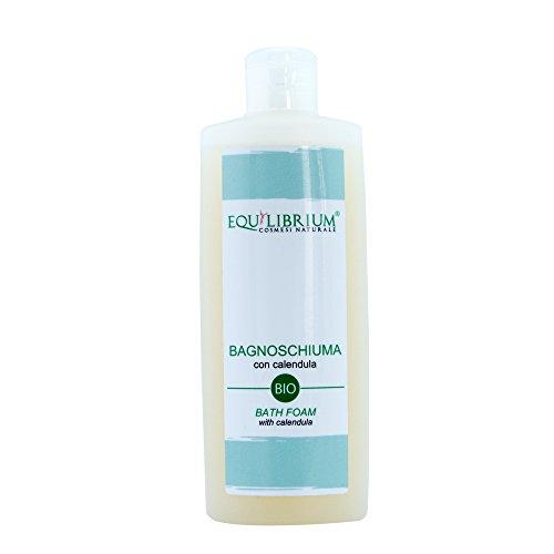 EQUILIBRIUM - COSMESI NATURALE Bagnoschiuma 200 ml BIO con Calendula