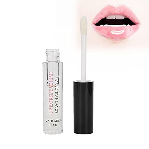 Lip Lip Enhancer Lip Gloss Balsamo per le labbra idratante Cura delle labbra Siero Collagene Maschera per le labbra Lip Maximizer Rossetto Aumenta l'elasticità delle labbra Riduce le linee sottili