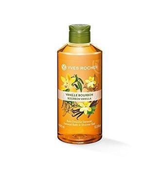Yves Rocher,bagnodoccia vaniglia-bourbon, puro piacere per doccia: un delicato gel doccia con profumo sensuale
