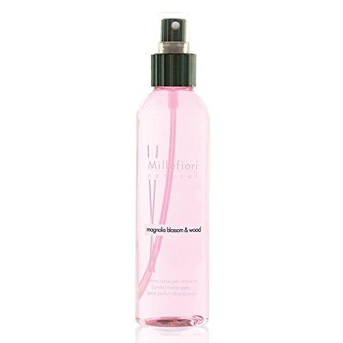 Millefiori Milano spray profumato per ambiente | 150ml | fragranza Magnolia Blossom & Wood
