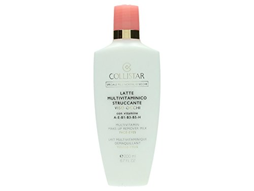 Collistar Latte Multivitaminico Struccante Viso E Occhi - 200 ml.