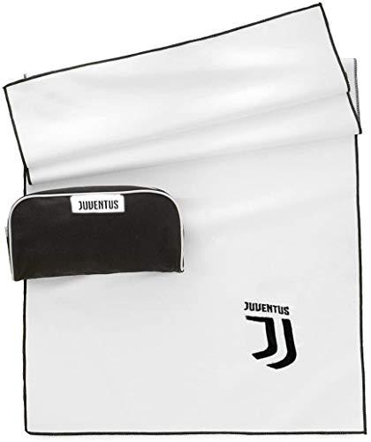 Telo sport F.C. Juve Juventus in microfibra + astuccio beauty Ufficiale