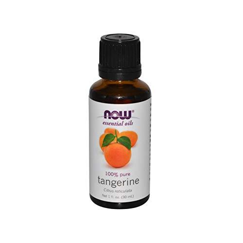 Olio essenziale di mandarino puro al 100%.
