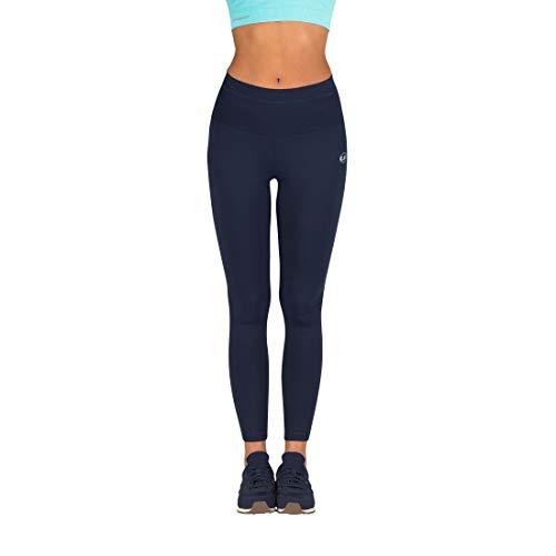 Ultrasport Advanced Leggings Sportivi da Donna Silhouette con Funzione Modellante, Blu Marino, Xs