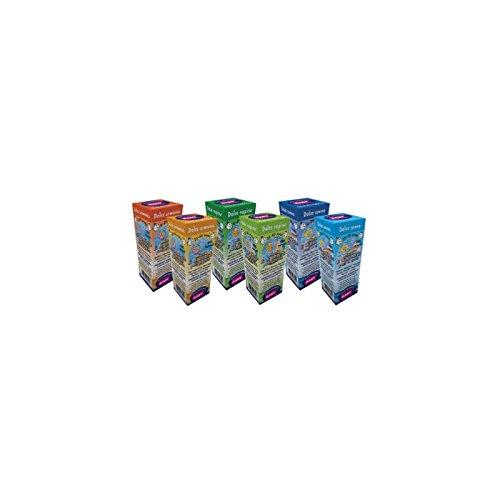 Okbaby Fragranze ambientali per diffusori Blue Aroma 07 Dolce sollievo 25-60 mesi - effetto insettorepellente