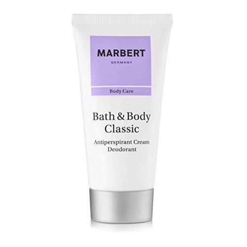 Marbert Bath & Body Classic anti-traspirante deodorante crema 50 ml