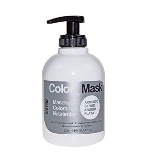 Inebrya Kromask Maschera Color Mask Argento - 300 Ml