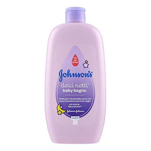 Johnson & Johnson Dolci Notti Baby Bagno - 500 ml
